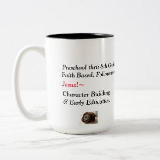 Custom Catholic School Design Mug