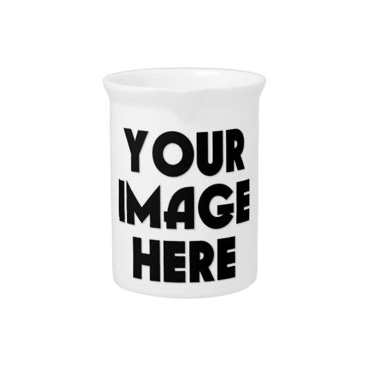 Custom Ceramic Pitcher