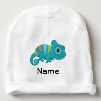 Custom Chameleon Baby Cotton Beanie Baby Beanie