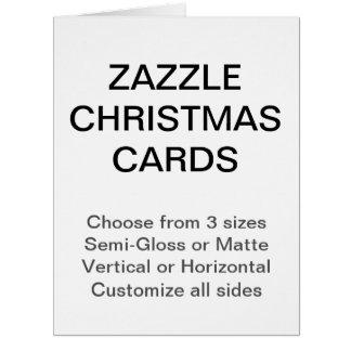 Custom Christmas Cards