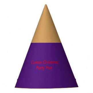 Custom Christmas Party Hat