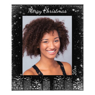 Custom Christmas Photo Print with Holiday Packages