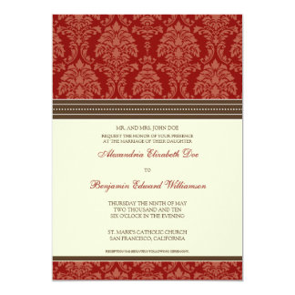 :: custom_christy wedding invitation 5x7