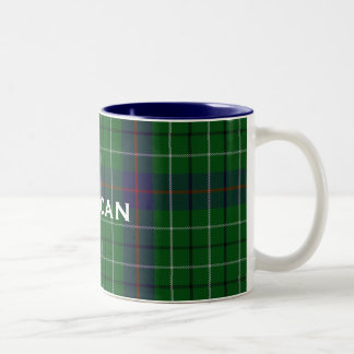 Custom Clan Duncan Tartan Plaid Mug