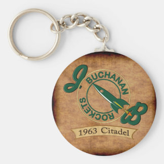 Custom Class Reunion Gifts Basic Round Button Key Ring