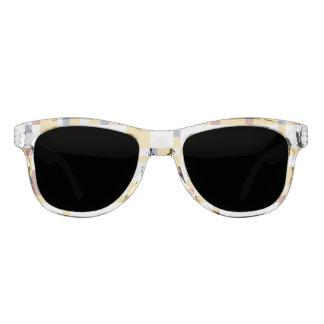 Custom Clear, Premium Smoke Sunglasses