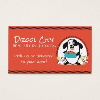 Custom color dog treats food bowl pet food chef