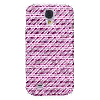 Custom color gingham galaxy s4 case