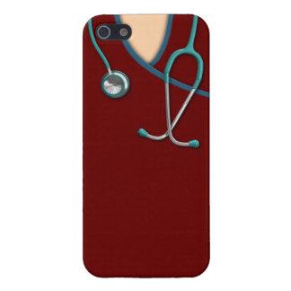 Custom Color Medical Scrubs iPhone 5/5S Case