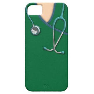Custom Color Medical Scrubs iPhone 5 Cover