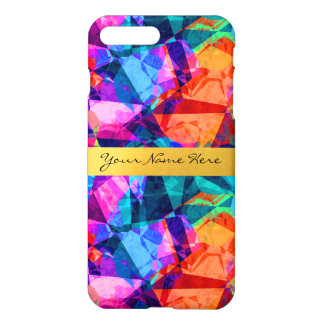Custom Colorful Abstract Background iPhone 7 Plus Case