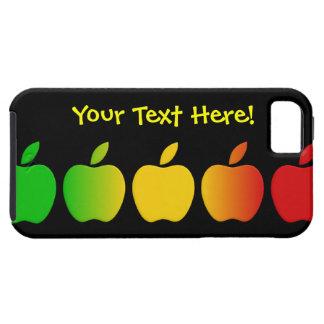 Custom Colorful Apples iPhone 5 Case-Mate