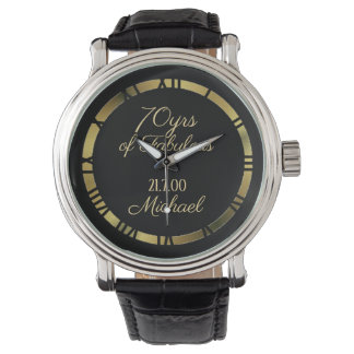Custom Commemorative Watch - man woman kids