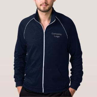 Custom Company Fleece Zip up Jacket