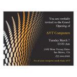 Custom Company Invitation