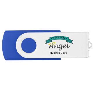 Custom Company Logo Branded USB Drive