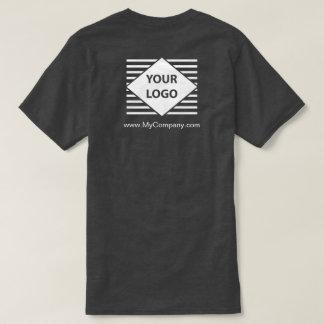 Custom Company Logo T-Shirt