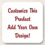Custom - Cork Coasters