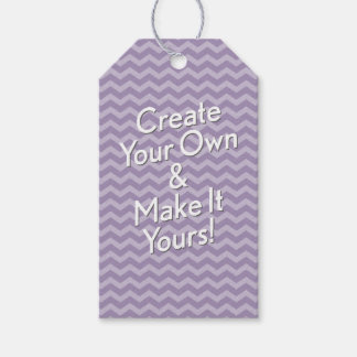 Custom Create Your Own and Make It Yours Gift Tags