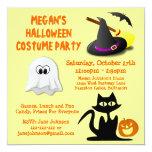 Custom Cute Fun Kids Ghost Halloween Party