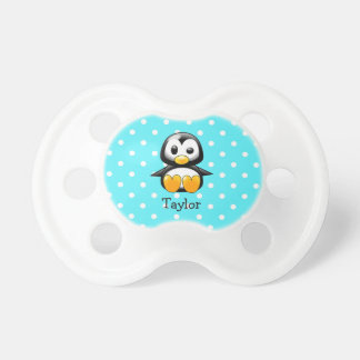 Custom Cute Funny Cartoon Penguin Dummy