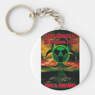 Custom Dead Hunger VI: The Gathering Storm Items! Basic Round Button Key Ring