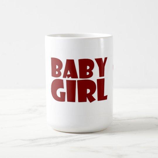 Custom deign baby girl Mug