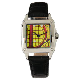 Custom Design By Frank Mothe. Square Watch