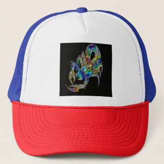 Custom designed Trucker hat