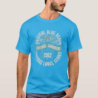 Custom Designed Tshirt - light blue