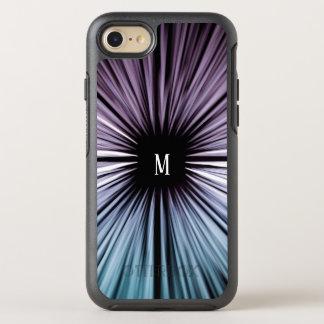 Custom Divine beautiful art rays colours joy OtterBox Symmetry iPhone 8/7 Case