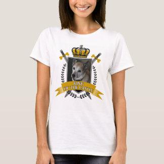 Custom Dog King of the Castle T-Shirt