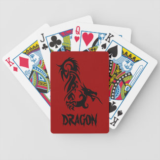 Custom Dragon Playing Cards Poker Deck