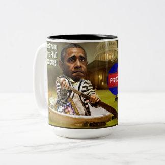 Custom Drain The Swamp Coffee Mug #MAGA Fans