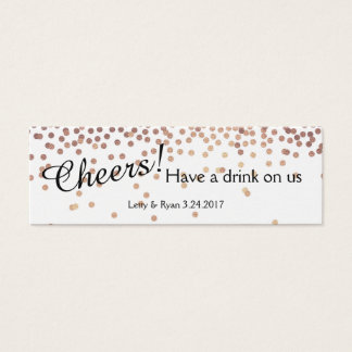 Custom Drink Tickets