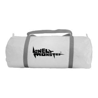 Custom Duffle Gym Bag - Back Logo