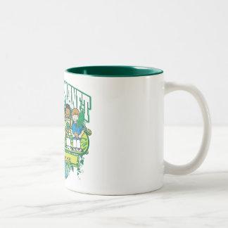 Custom Earth Kids, ADD YOUR NAME! Mugs
