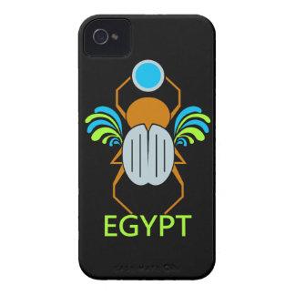 Custom Egypt Scarab iPhone 4 Case-Mate