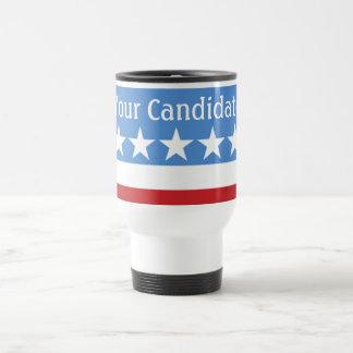 Custom Elections Your Political Candidate Coffee Mug