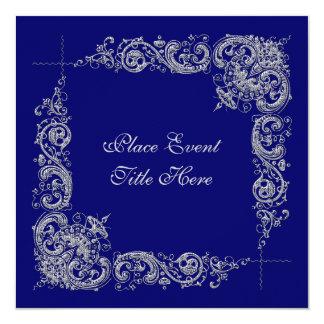 Custom Elegant Party Invitation
