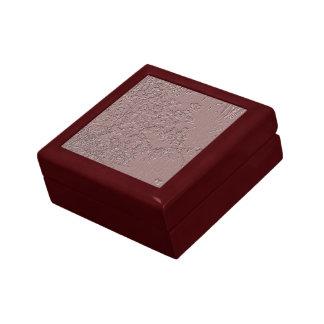 Custom Elegant Textured gift box