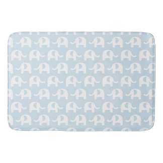 Custom Elephant Bath Mat - Pick Your Color! Bath Mats