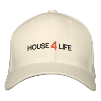 Custom Embroidered House4life Cap