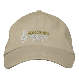 Custom Embroidered Marching Band Hat Embroidered Hats