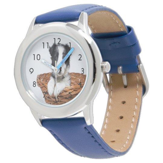 Custom family pet watch