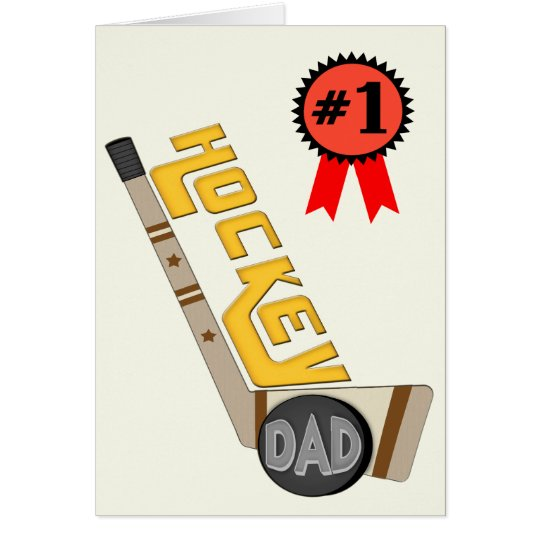 Custom Father's Day / Dad Birthday Greeting Card