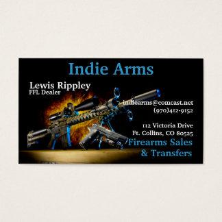 Custom FFL business card 3