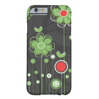 Custom Floral iPhone 6 case