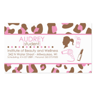 Custom for Audrey Pack Of Standard Business Cards