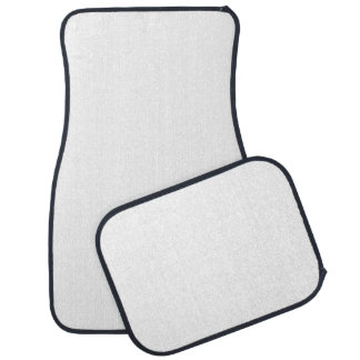 Custom Front & Rear Car Mats (set of 4) Floor Mat